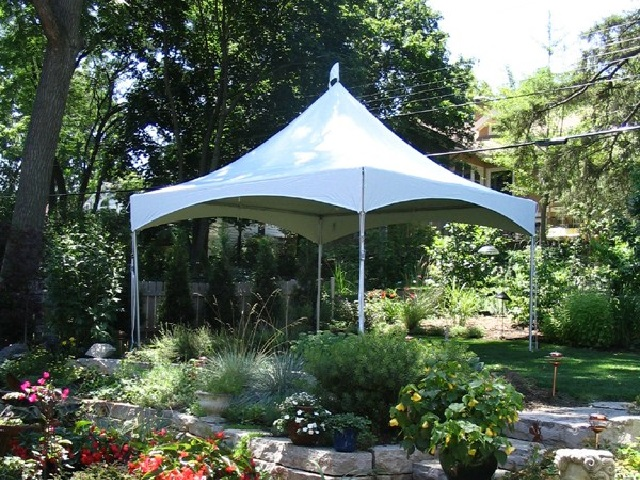 15x15 party tent rental