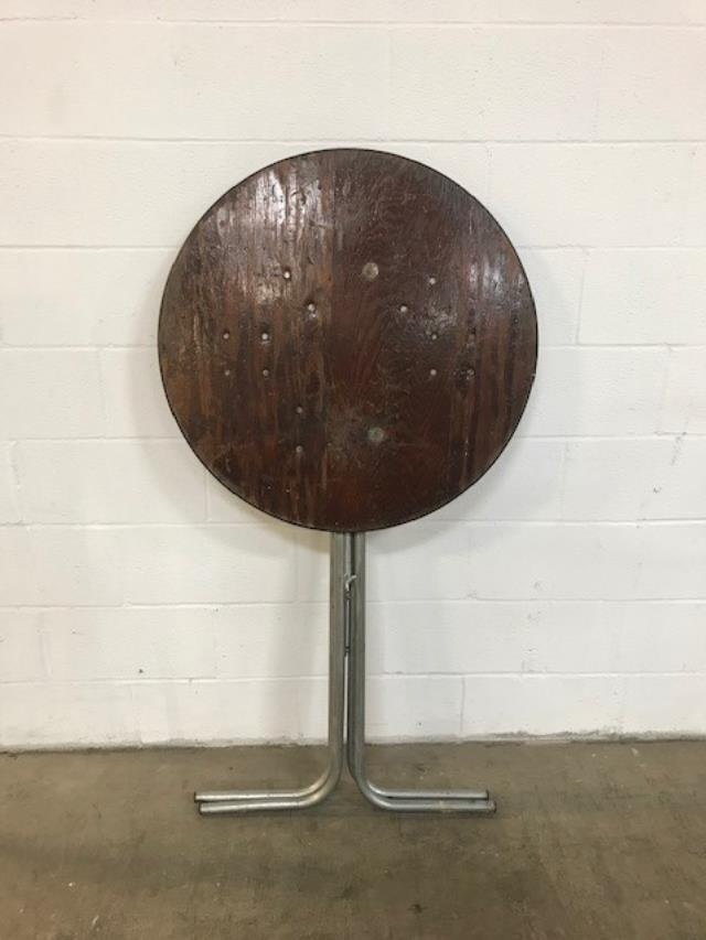 Where to find TABLE, ROUND, 30  HI TOP, FOR SALE ONLY in Cleveland