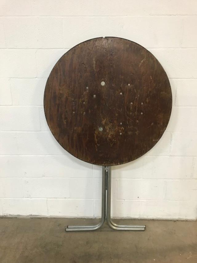 Where to find TABLE, ROUND, 36  HI TOP, FOR SALE ONLY in Cleveland