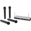 Rental store for CORDLESS MICROPHONE SYSTEM  4 MICS in Cleveland OH