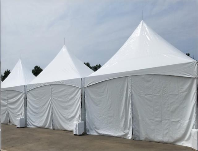 Where to find 10X10 TRIAGE TENT W WALLS  WEEKLY in Cleveland