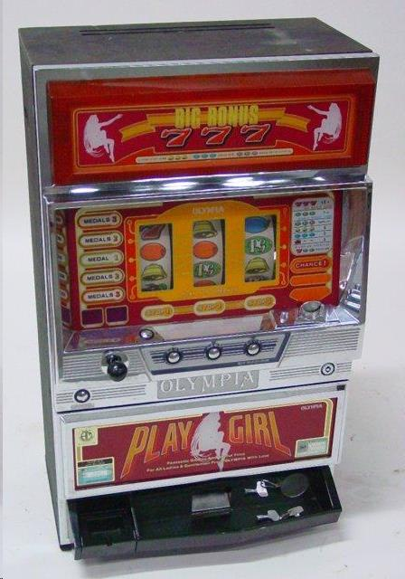 rent a slot machine