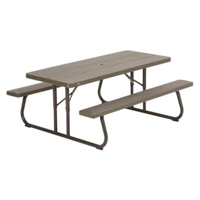 Where to find PICNIC TABLE, PLASTIC, FOLDING in Cleveland