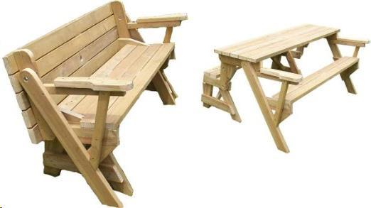 PICNIC TABLE FOLDING BENCH WOOD Rentals Cleveland OH Where to