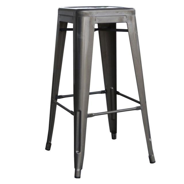 Where to find BAR STOOL, GUNMETAL SILVER in Cleveland