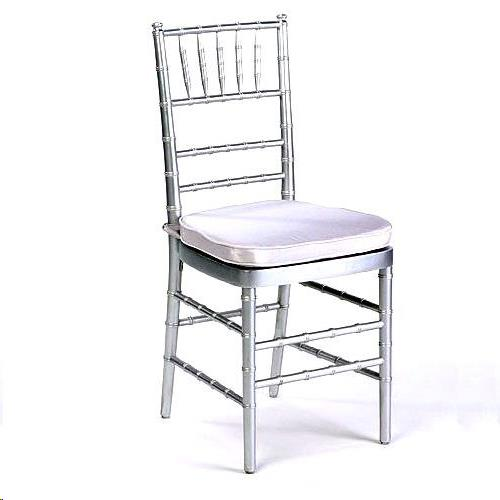 Where to find CHAIR, CHIAVARI, SILVER, WHITE PAD in Cleveland