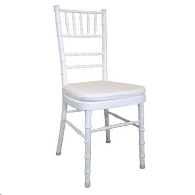 Where to find CHAIR, CHIAVARI, WHITE, WHITE PAD in Cleveland