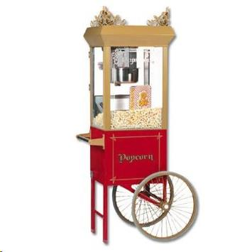 Where to find POPCORN POPPER W  CART in Cleveland