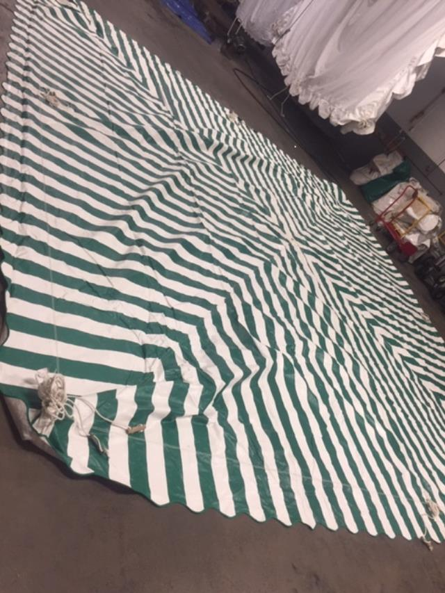 Where to find CANOPY, 20X20, GREEN   WHITE  FOR SALE in Cleveland