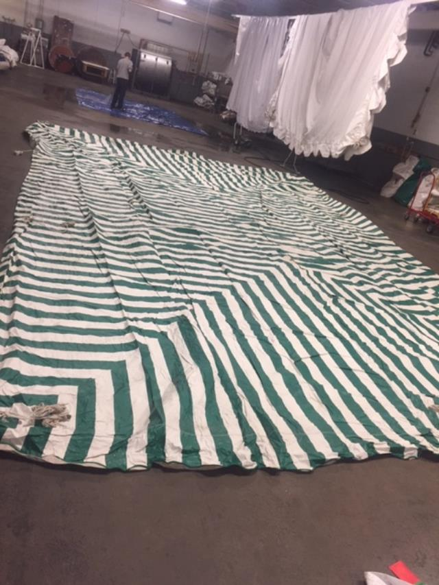 Where to find CANOPY, 20X30, GREEN   WHITE  FOR SALE in Cleveland