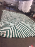 Used Equipment Sales CANOPY, 20X30, GREEN   WHITE  FOR SALE in Cleveland OH