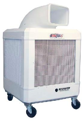 Where to find EVAPORATIVE AIR COOLER, 1HP in Cleveland