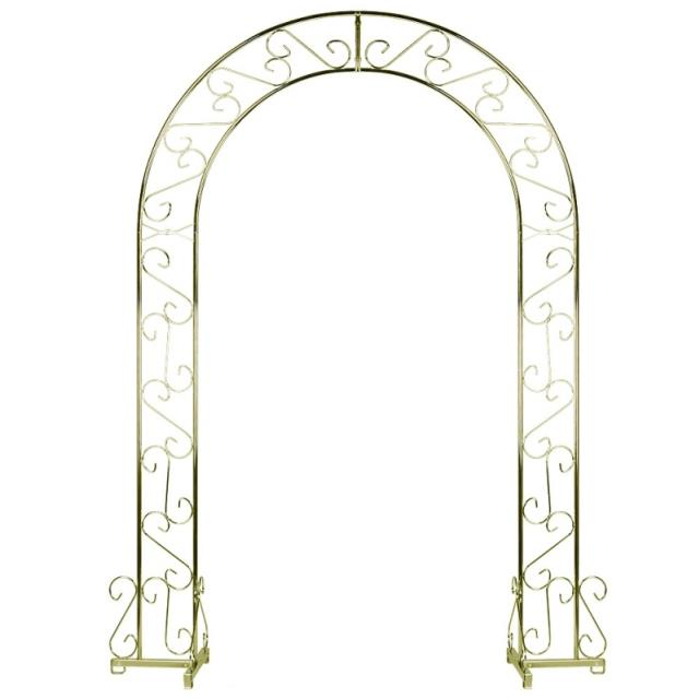 Where to find BRASS WEDDING ARCH, HEART SHAPED in Cleveland