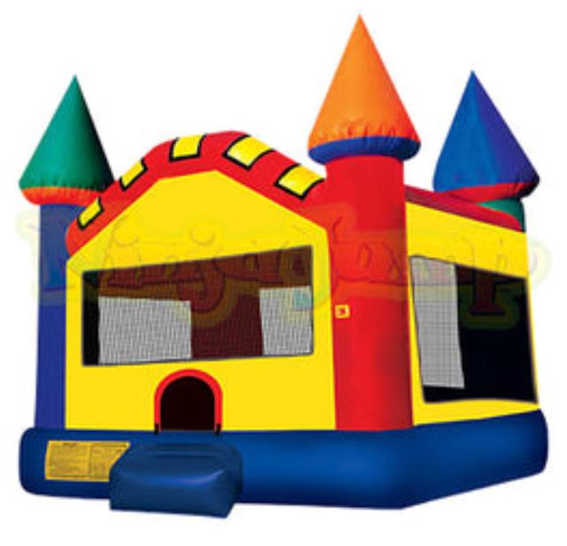 Where to find CASTLE BOUNCE HOUSE, OTC in Cleveland