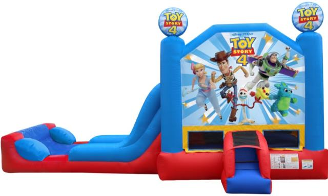 Where to find TOY STORY BOUNCE HOUSE   SLIDE COMBO in Cleveland