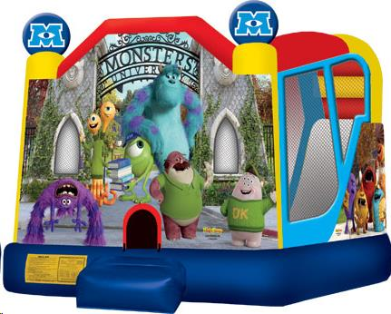 Where to find MONSTERS BOUNCE HOUSE   SLIDE COMBO in Cleveland