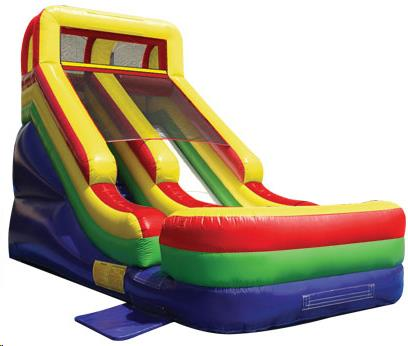 Where to find INFLATABLE DRY SLIDE in Cleveland