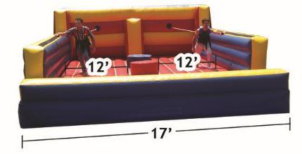 Where to find BUNGEE RUN   JOUST COMBO in Cleveland
