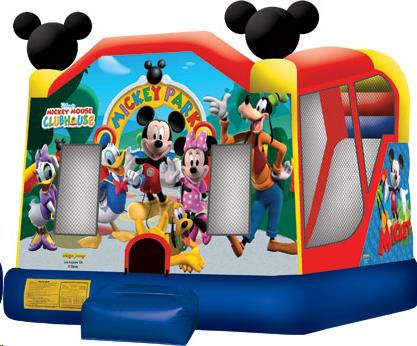Where to find MICKEY PARK BOUNCE HOUSE   SLIDE COMBO in Cleveland