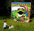 Rental store for FROGGY FLY FLING GAME in Cleveland OH
