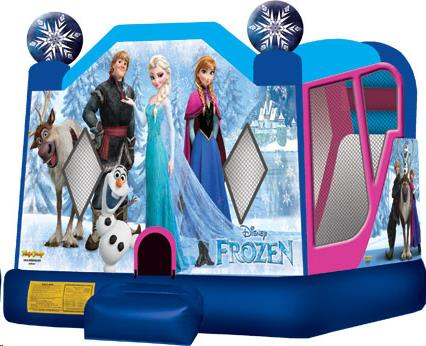 Where to find FROZEN BOUNCE HOUSE    SLIDE COMBO in Cleveland