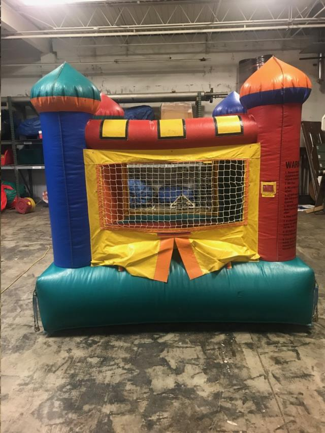 Where to find MINI CASTLE BOUNCE HOUSE FOR SALE in Cleveland