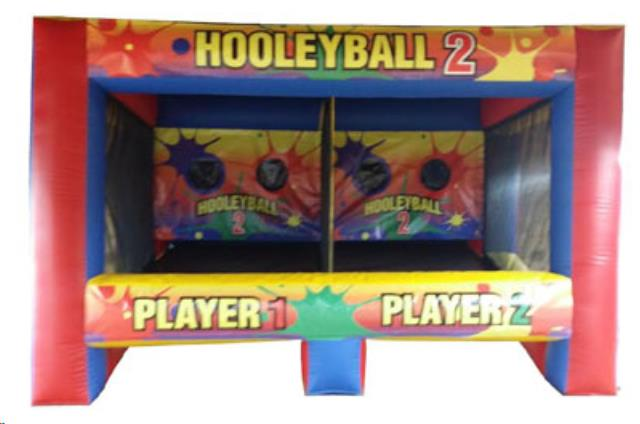 Where to find GAME, INFLATABLE, HOOLEYBALL in Cleveland