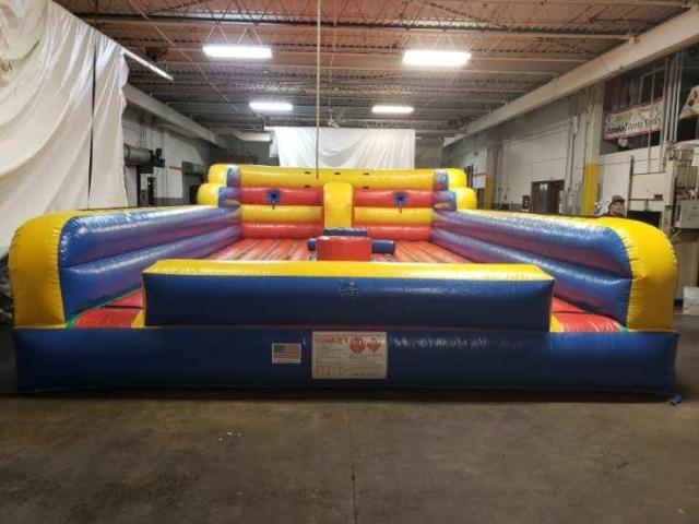 Where to find BUNGEE RUN   JOUST COMBO  FOR SALE ONLY in Cleveland