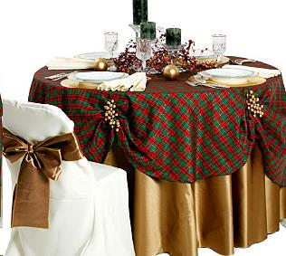 Rent Holiday Print Linen