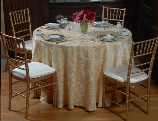 Rent Beethoven Damask Linen