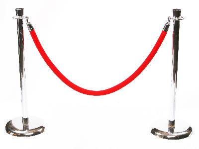 Rent Stanchion & Rope