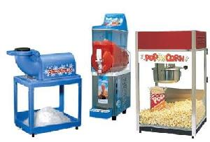 Rent Concession Equipment